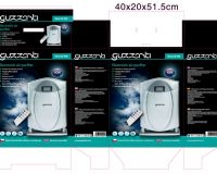 Electronic air purifier Guzzanti GZ 998