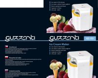 Ice cream maker Guzzanti GZ 153
