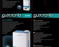 Air humidifier Guzzanti GZ 986B